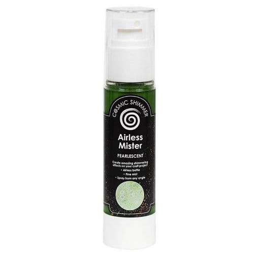 Airless Mister Pearlescent Kiwi Twist (50ml) by Cosmic Shimmer